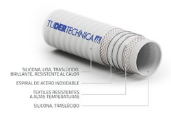 Tusil Bright Suction Delivery Hose