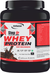Beginners Step Up Whey Protein Powder