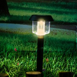 Garden Solar Light - Warm White LED