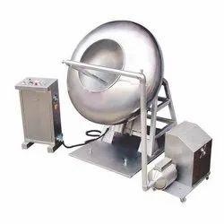 GMP Model Coating Pan