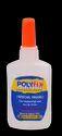 Polyfix Glue to Paste Logos on Leather Bag, Suitcase