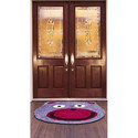 Wood Designer Safety Door