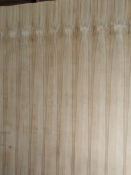 Poplar Wood Grains One Side Teak Decorative Plywoods, Grade: Mr, Thickness: 4 Mm
