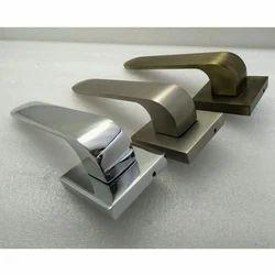 Office White Metal Door Handle