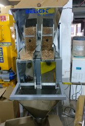 Automatic Two Head Linear Weigher Machine