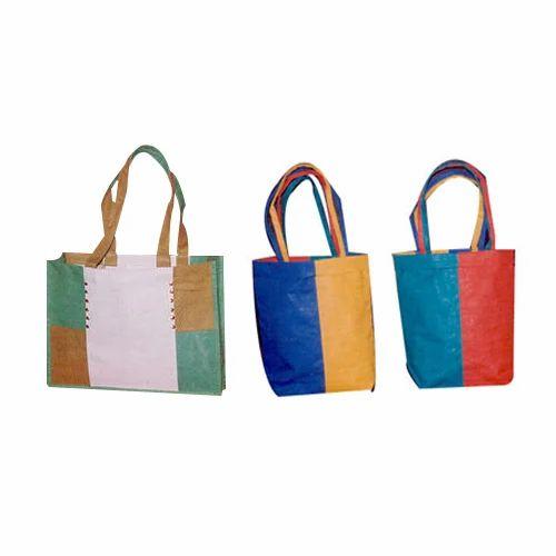 52d5646099 Plain Handmade Beach Bag, Rs 125 /piece, Bhagabati Udyog   ID ...