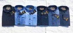 Full Sleeves Denim Shirts