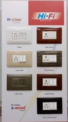 Hifi Modular Plates