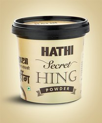 HATHI Hing, 100g , Packaging: Container