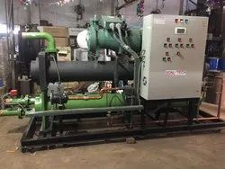 Water Cooled Screw Chillers - Multiple Compressor