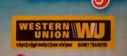 Western Union Money Transfer Service
