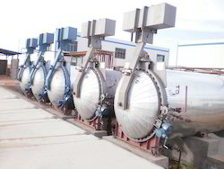 Autoclaved Aerated Concrete Blocks Equipment