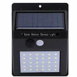 LED Solar Power PIR Motion Sensor Wall Light 20 LED Outdoor Waterproof Energy Saving Street Light
