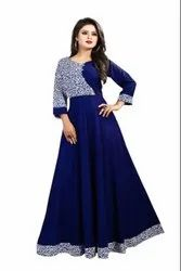afcf245533 Ladies Net Gowns - Wholesaler & Wholesale Dealers in India