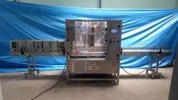Flow Meter Oil Filling Machine