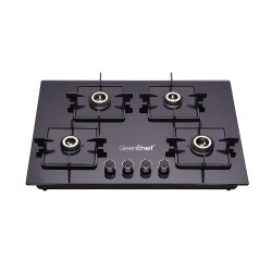 GREENCHEF HT 4BR KELVIN, Total Gas Rating: 4, Knob Type: Rotatory