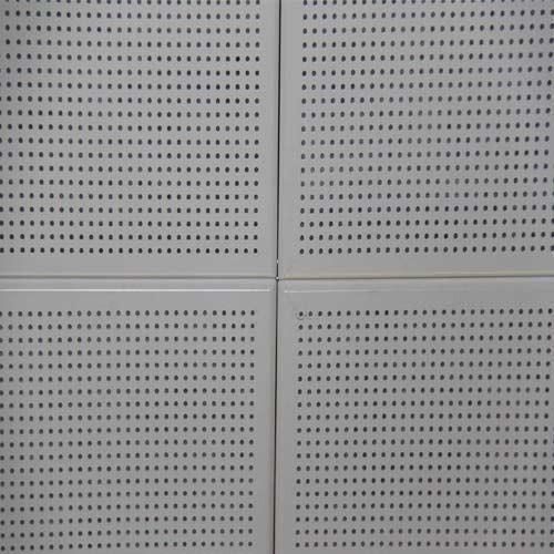 GI Perforated Ceiling Tile