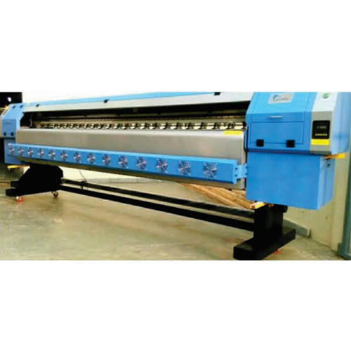 Solvent Printing Machine - Allwin 512 Flex Solvent Printing