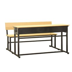 4 Seater School Desk