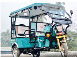 Electric Rickshaw In Dhanbad Jharkhand Electric