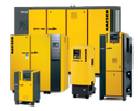 KAESER Screw Compressor 7.5 HP to 180 HP
