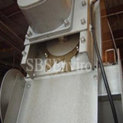 Volute Sludge Dewatering System For Meat Processing, Slaughter House