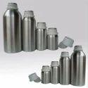 Round Aluminum Bottles