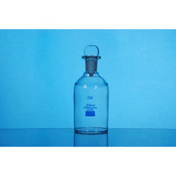 Borosilicate Glass BOD Bottle