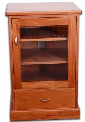 Brown Nill Small Cabinets For