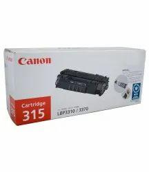 Canon 315 Toner Cartridge Black