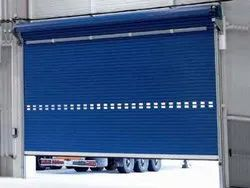 Vertical Automatic Rolling Shutter