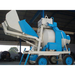 10 HP Mini Batching Plant