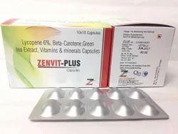 Vitamins Mineral Capsules