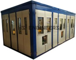 Heavy Cutting Machines Acoustic Enclosures
