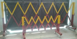 Metal Folding Barricade
