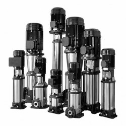 Stainless Steel Lubi Vertical Multistage Pump