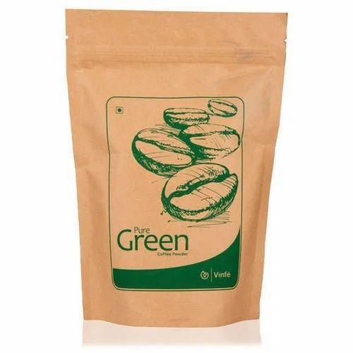 Vinfe Green Coffee Powder At Rs 260 Pack ग र न क फ