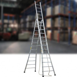 Aluminum Self Supporting Extension Ladder