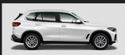 White Bmw X5 Car