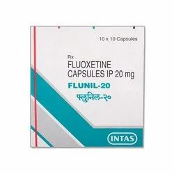 20 Mg Fluoxetine Capsules