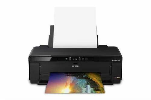 Epson SureColor P400 Wide Format Inkjet Printer - Media