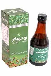 Apitizer Syrup