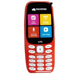 Micromax X751 Mobile Phone