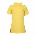 Girls Half Sleeves T Shirt