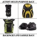 Autofy Biker Bagpacks