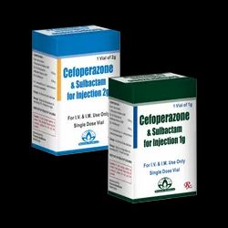 Cefoperazone & Sulbactam For Injection 1g/2g