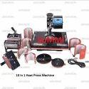 10 in 1 Heat Transfer Machine