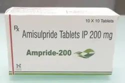 Amisulpride Tablets IP 200 mg