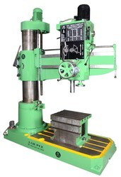 Double Column Radial Drill Machine