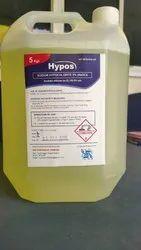 Sodium Hypochlorine 6%